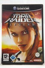 Tomb Raider Legend (Nintendo Gamecube) Spiel in OVP, PAL, GUT