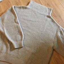 Wilfred Aritzia Montpellier Pullover Sweater Size L, Merino Wool