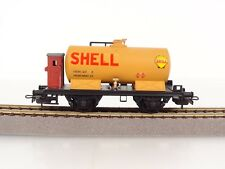 Electrotren HO Scale Shell Tank Car w/ Bunk House & Brass Valves Item 1902 S5