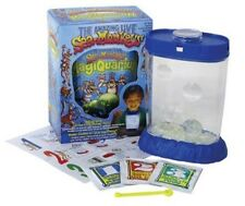 Amazing Live Sea Monkeys Magiquarium Grow Monkey Tank Glows Habitat