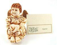 Harmony Kingdom INGENUE - ANGELIQUE Collection Angel Trinket Box Vintage