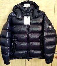 Brand New Moncler Maya Down Jacket Dark Blue Size 7 100% Authentic