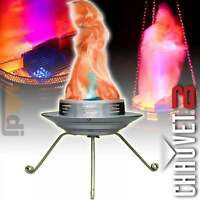 Chauvet BOB LED Flame Machine Silk Decor Flame DJ Disco Club Lighting Effect