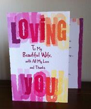 Beautiful Wife Greeting Card - I Love You - Blue Mountain Arts - Birthday, Valen