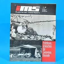 DDR Illustrierter Motorsport IMS 4/1988 Collm Meister-Trabi Volvo ES Rallye