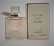 Lancôme La vie est belle Eau de Parfum 4 ml für Damen - MINIATUR - NEU & OVP °°