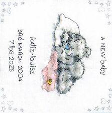 60+ tatty teddy cross stitch charts on CD