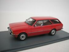 Ford Taunus TC2 Estate 1976 Red 1/43 NEO 45140 NEW