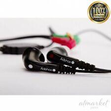 Adphox Auriculares Bme-200 Alta Calidad Binaural Micrófono Campo Grabación Japón