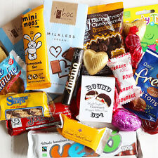 Vegan Treat Box - A Selection of Vegan Chocolate, Sweets & Cookies