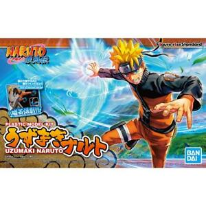 BANDAI NARUTO UZUMAKI NARUTO MODEL KIT FROM JAPAN