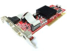 PowerColor ATI Radeon 9550 128mb DVI VGA S-Vídeo TV AGP Graphics card r96l-lc3