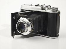 Voigtlander Perkeo I - 6x6cm Folder / Vaskar 4.5 / 75mm - fully working - exc.++
