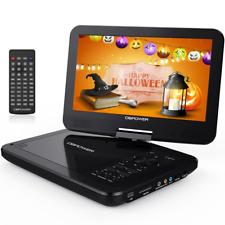 """10.5"""" Tragbarer DVD-Player mit wiederaufladbarer Batterie 1024x600 Digital TFT"""