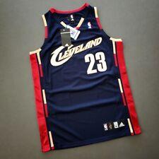 100% Authentic Lebron James Adidas Cavaliers Jersey Size 44 L XL Mens