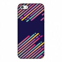 AMZER Stripes 2 Designer HARD Protector Case Snap On Slim Phone Cover Accessory