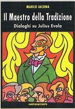 Marco Iacona - IL MAESTRO DELLA TRADIZIONE