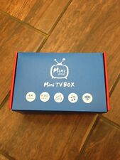 Sunvell T95X Mini TV Box Android 6.0 1Gb + 8Gb NEW