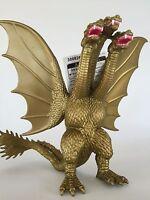 Bandai Godzilla King Ghidrah Ghidorah Movie Monster EX Series Figure Soft Vinyl