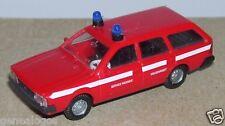 MICRO IMU HO 1/87 VW VOLKSWAGEN PASSAT FEUERWEHR FIRE SERVIZIO POMPIERI POMPIERI