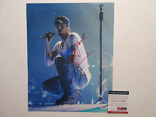 ENRIQUE IGLESIAS SIGNED 11X14 PHOTO PSA/DNA X45113 RARE TONIGHT HERO I LIKE IT