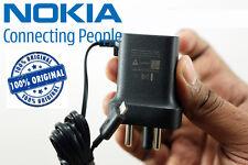 100% ORIGINAL NOKIA LUMIA Asha Charger Micro USB Travel Adapter 3-Pin AC-20N