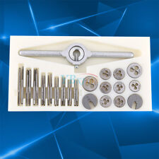 30Pcs Metric Die Spanner Screw Dies Taps Wrench Tap Set High Speed Steel M1-M2.5