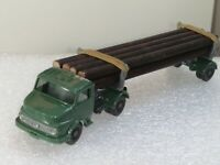 Wiking ( 390/6 , CS 704/1GC )  - MB 1413 Langholztransporter , grün -  T@P