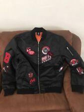 Chicago Bulls Unk Brand Msrp 150.00 Nba Black Jacket NWT Size Large Mens