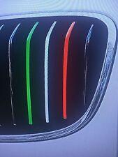 Performance Zier Streifen Aufkleber Sticker Folie BMW Niere Grill Italien Italy