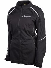Scorpion Exo XDR Zion Women's Textile Motorcycle Jacket - Black - Small - NEW