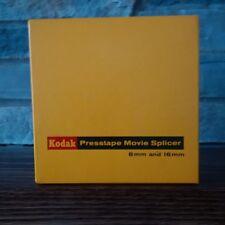 Kodak Presstape movie splicer 8mm and 16mm
