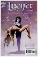 LUCIFER 25, Devil, NM-, Vertigo, Monsters, Death, Purgatorio, 2000,more in store