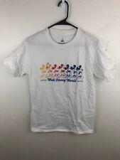 Walt Disney World Mickey Mouse Evolution Pride T Shirt Rainbow Size Small