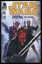 Star Wars Darth Maul Son of Dathomir 1 Comic Wizard World Ltd to 1000 Variant