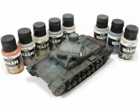 Vallejo Model Washes Select from List or Mix any 35ml Bottles Weathering Effects