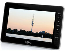 XORO PTL 700 LED TV (Flat, 7 Zoll, ) Tragbarer DVB-T/T2 TV mit Mediaplayer