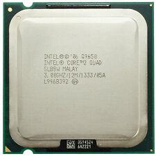 Intel Core 2 Quad Processor Q9650 SLB8W 3.00GHz E0 12M 1333 Quad Core LGA775