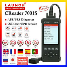 LAUNCH X431 Scanner OBD2 CAN EOBD ABS Airbag Diagnostic Tool Check Engine Light