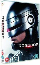 ROBOCOP 1+2+3 (1987, 1990, 1993) -  ORIGINAL TRILOGY COLLECTION - NEW  DVD UK