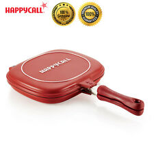Happycall Non-stick Double Sided Pressure Titanium Standard Frying Pan Skillet