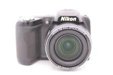 Nikon COOLPIX L110 12.1MP Digital Camera - Black