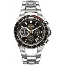 Cronógrafo reloj de pulsera Harley Davidson 78B113 hombre