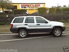 "JEEP   """" WRECKING """"  GRAND CHEROKEE WJ 2005   V8   4.7"