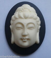 BUDDHA - SILICONE MOULD - food use resin fimo plaster wax soap clay mold