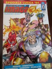 Speciale Image n. 0 variant Lucca 94 Wildc.at.s. Stormwatch ed.Star Comics