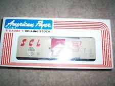 American Flyer #48306 Seaboard Coast Line Box Car