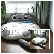 2016  Huge Comfortable Cute Cartoon Totoro Bed Sleeping Bag Pad 290*160cm :FE