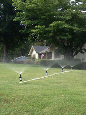 Above-Ground Portable Flexible Sprinkler System, Portable Irrigation System