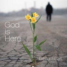 David Haas - God Is Here [New CD]